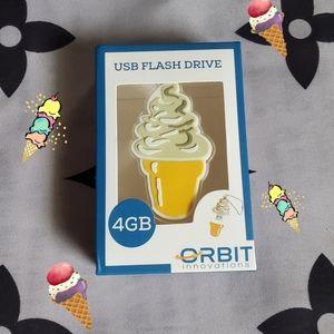 Icecream Cone Flash Drive 4GB